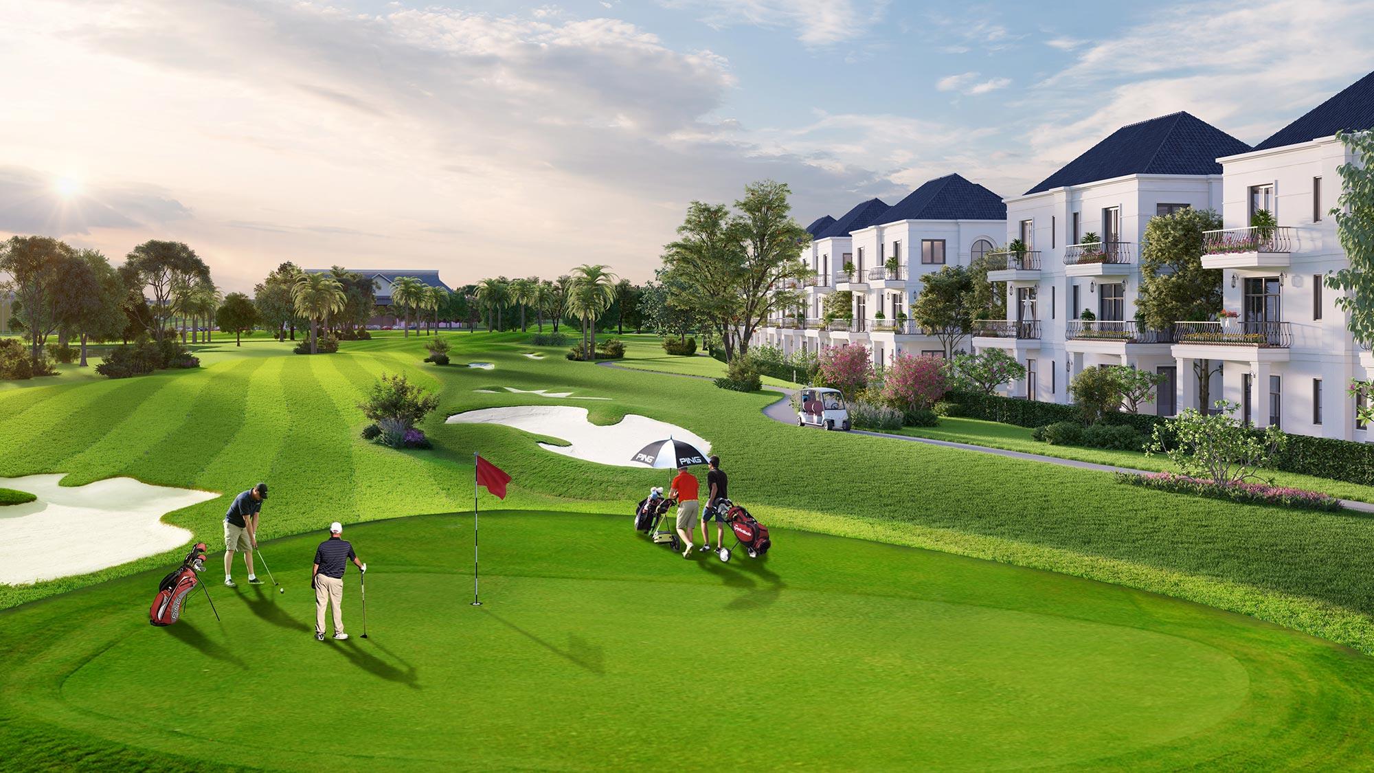 Dự án West lakes golf & villas: đáng đầu tư không?