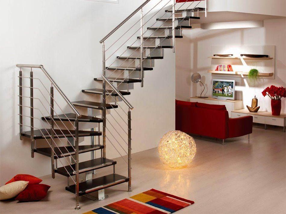 Cách tính kích thước và kiểu dáng cầu thang